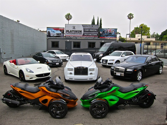 Exotic Car Rental Fleet Insurance