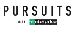 Pursuits with Enterprise is a digital travel magazine for renters.