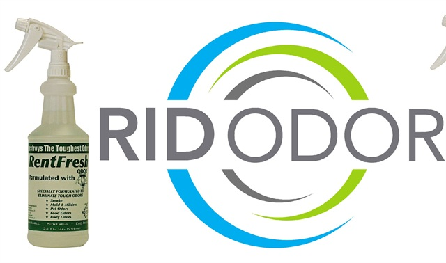 Rid Odor's RentFresh helps eliminate vehicle odors. Photo credit: Rid Odor