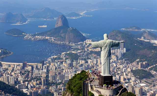 Rio de Janeiro is the host city of the 2016 Summer Olympics. Photo via Carlos Ortega/Flickr.