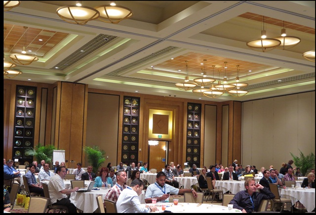 Last year, more than 200 registrants converged on the Seminole Hard Rock Hotel & Casino for the 2013 Auto Rental Summit. Photo by Amy Winter.