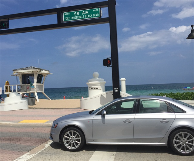 Silvercar will open in Fort Lauderdale in May. Photo courtesy of Silvercar.