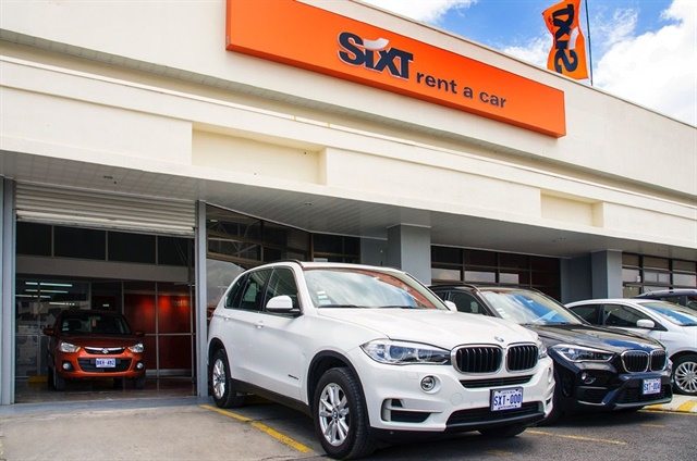 Sixt's facility renovation in Costa Rica's capital city of San Jose. Photo courtesy of Sixt.