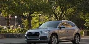 Silvercar Adds Audi Q5 SUV to Its Fleet