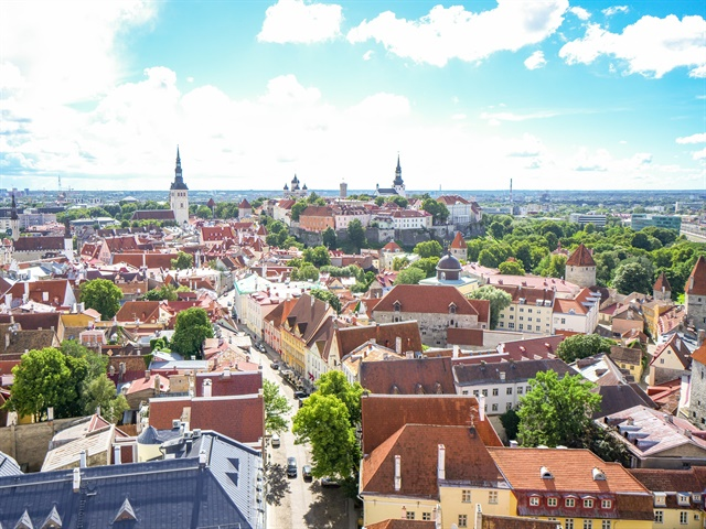 Tallinn, Estonia. Photo via Sayama/Pixabay.
