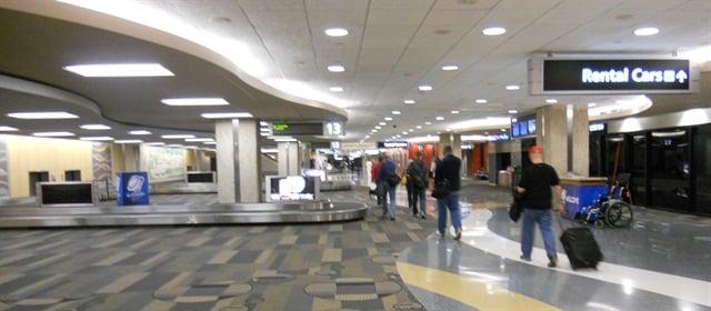Tampa International Airport, circa 2011. Photo via Wikimedia.