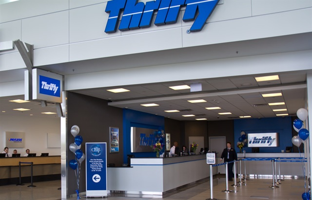Thrifty Car Rentals >> Thrifty Introduces Car Rental Lounges In Dubai Rental