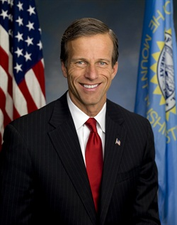 Sen. John Thune (R-S.D.) introduced Section 4209 to the S. 1732 bill. Photo via Wikimedia.