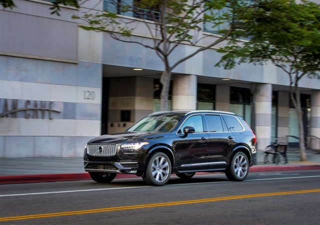 The all-new 2016 Volvo XC90. Photo courtesy of Volvo Car Group.