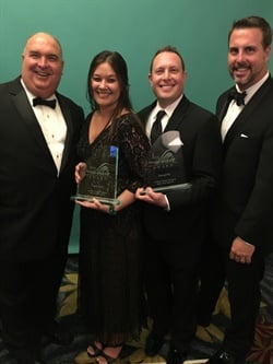 Enterprise Rent-A-Car wins two WAVE awards. Photo courtesy of Enterprise Holdings.