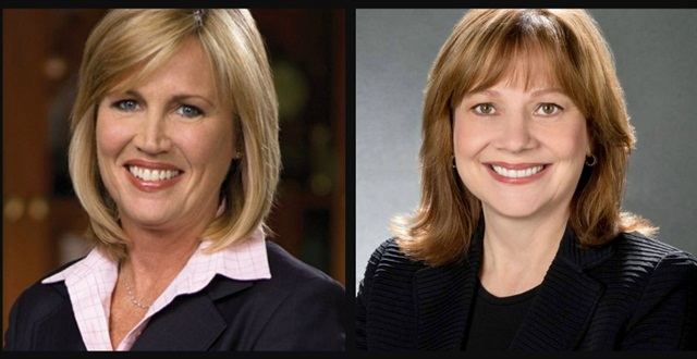 "Pam Nicholson, the president and CEO of Enterprise Holdings, and Mary Barra, the new CEO of General Motors, were named on Fortune's ""50 Most Powerful Women in Business: Global Edition"" list."