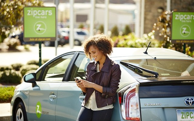 Zipcar Named Member of Shared Mobility Program - Rental Operations