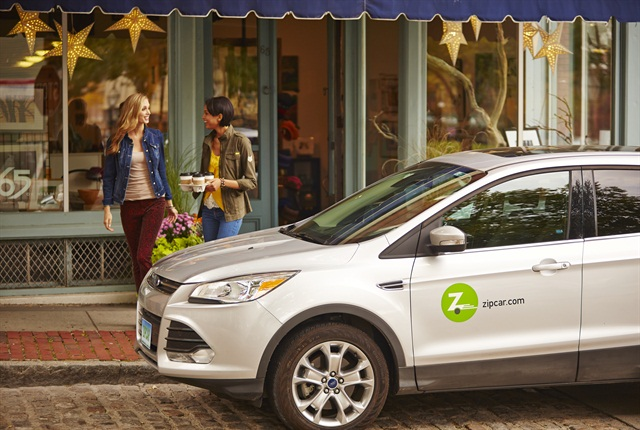 Photo courtesy of Zipcar.
