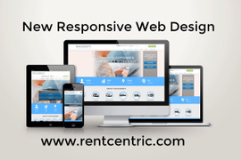 Rent Centric Launches Mobile-Responsive Website