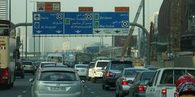 UAE's 'Udrive' Expands, Offers First Hour of Rental for Free