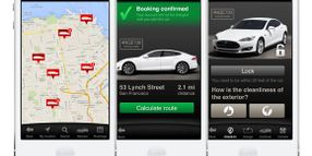 vukee Car Launches Fundraising for Tesla Car-Sharing Model