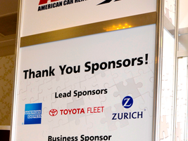 Thank you to our sponsors.