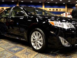 2012 Car Rental Show