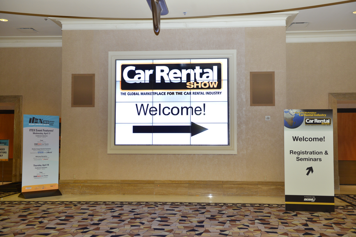 Welcome to the Car Rental Show!