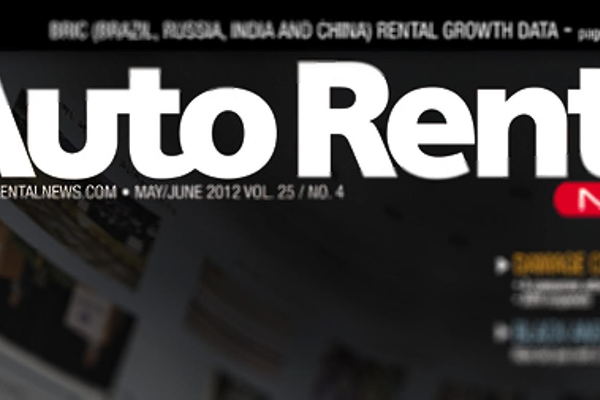Auto Rental News 2012 Redesign