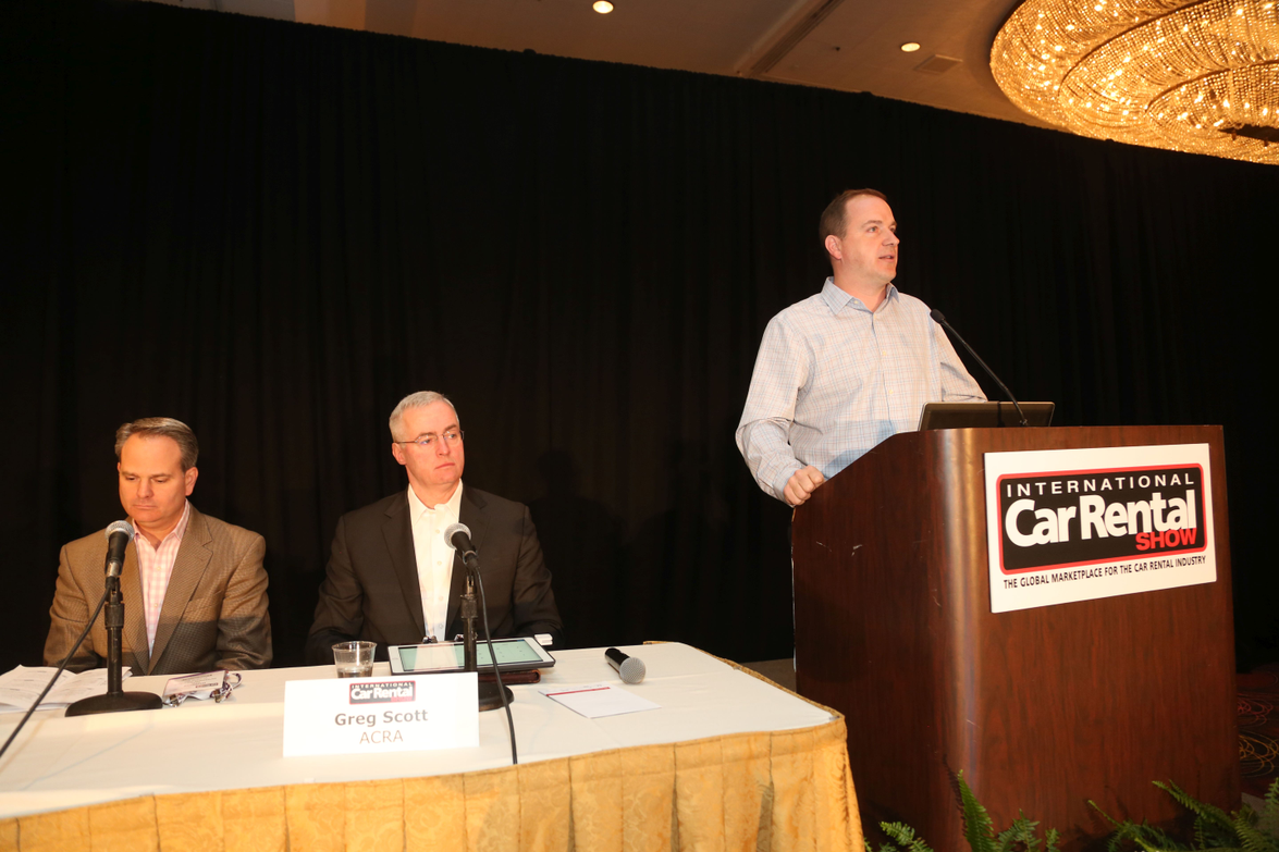 During ACRA's General Session, Bob Kolasky of the U.S. Department of Homeland Security (at...