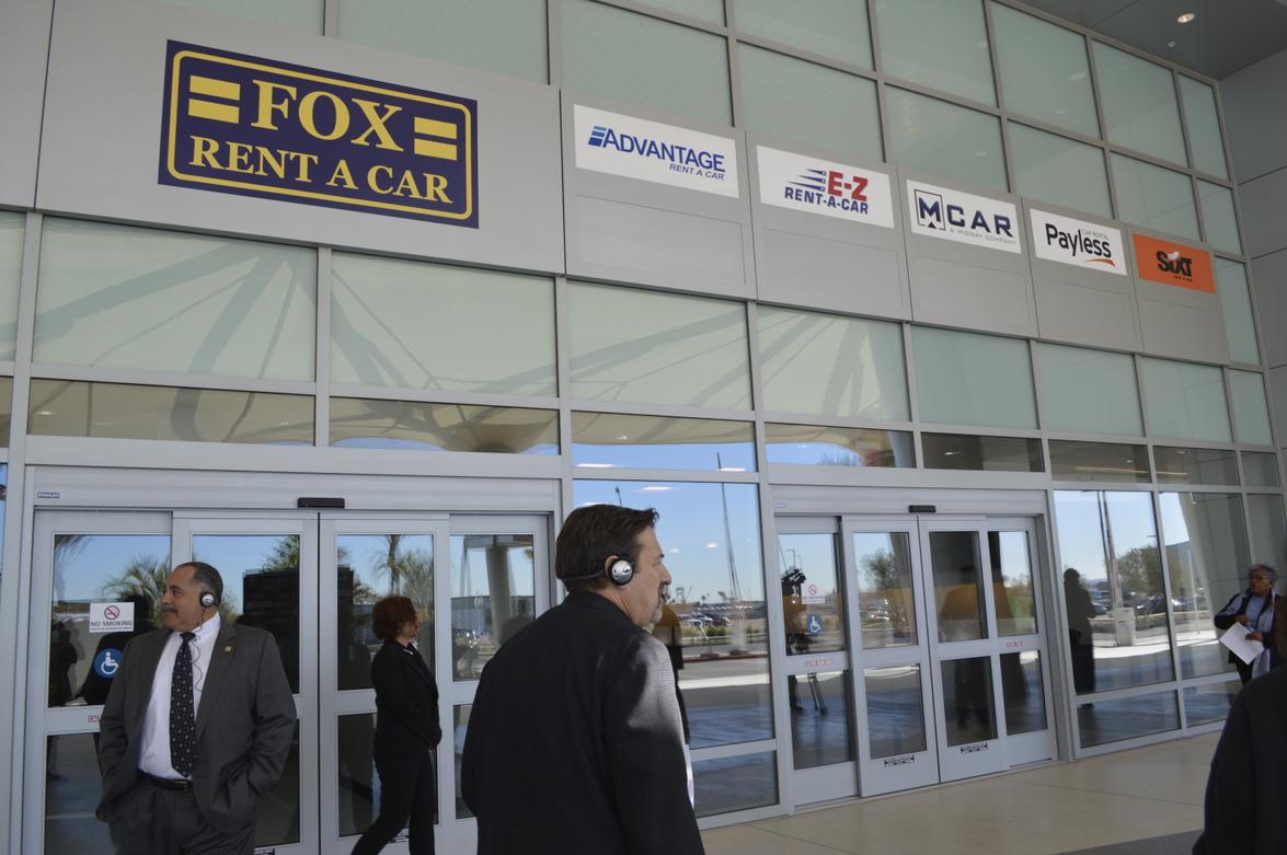 Cheap Rental Cars San Diego >> San Diego Airport Opens Rental Car Center Rental Operations Auto