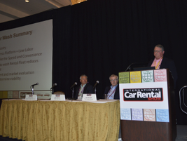 This seminar discussed retail business opportunities such as car wash, car sales, quick lube,...