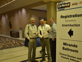 2014 Car Rental Show Attendees