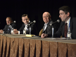 The closing seminar featured a panel that discussed the topic of prepaid reservations in car rental.