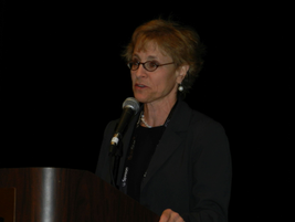 ACRA's general session was highlighted by Sally Greenberg, executive director of the National...