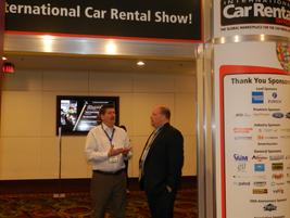 2015 International Car Rental Show Networking