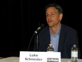 Luke Schneider, CEO of Silvercar, discussed his view of car rental and how he sees his company...