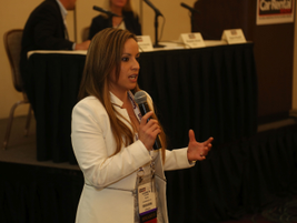 Elizabeth Alonso of MCar shared her experience with how to increase outside sales and strengthen...