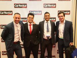 2016 International Car Rental Show Networking