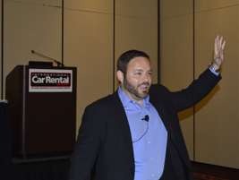 Ken Stellon of Frontline Performance Group led a writing workshop to helpattendees develop...