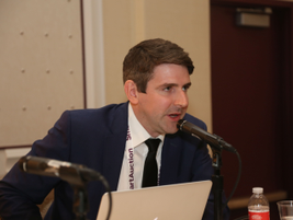 During a Latin American seminar, Kevin Stutz presented how price points have affected the...