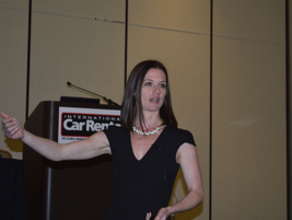 Lauren Tye of CTD Investments presented10 keys to recruiting and retaining millennials in the...