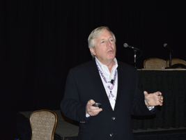 Mike Kane of VRCG Inc. presented examples of market consolidation in other industries and tips...
