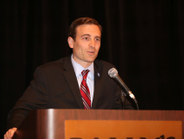 Adam Laxalt, Nevada's attorney general, delivered the opening address.