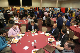 2015 International Car Rental Show Exhibit Hall