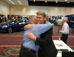 2017 International Car Rental Show Networking