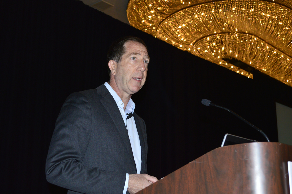 Peter Smith, vice president of global franchising for Enterprise Holdings, discussed...