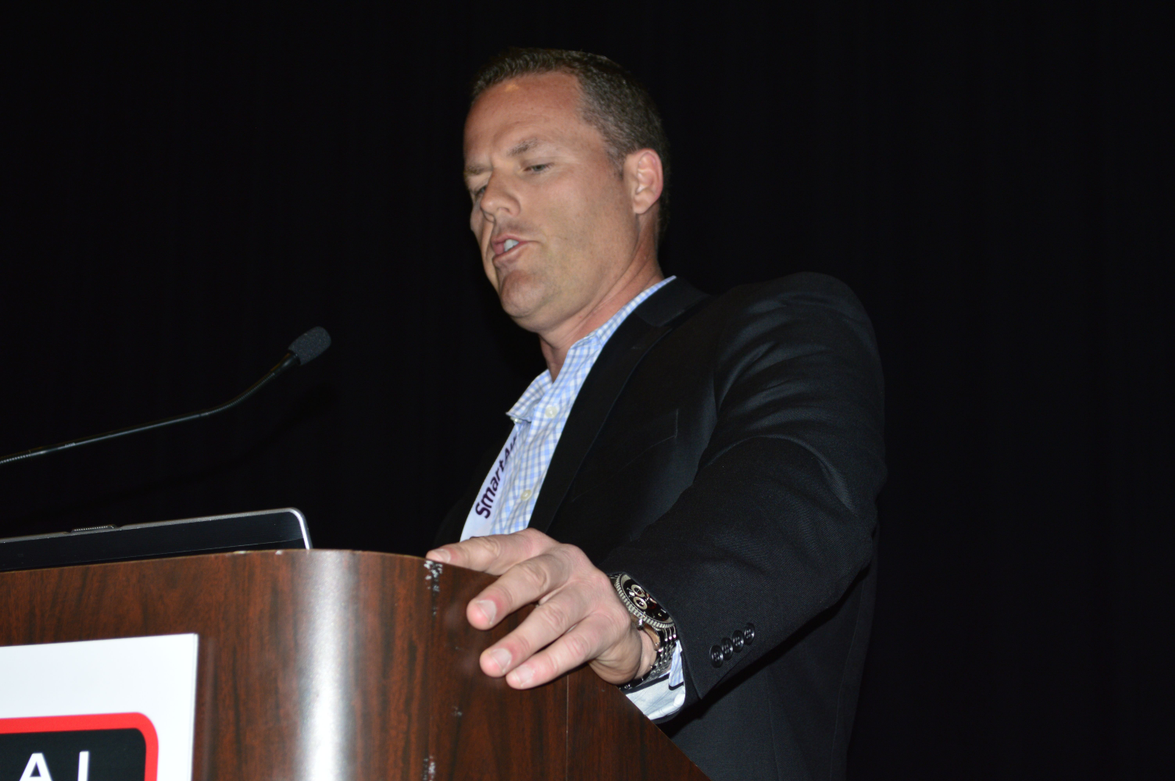 Shawn Concannon of TSD discussed how to use software to maintain and remarket fleet more...