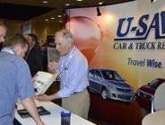 2016 International Car Rental Show Exhibit Hall