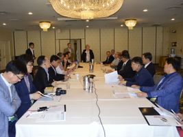 This year featured the first meeting of association directors from around the world, including...