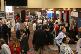 2016 International Car Rental Show Exhibit Hall