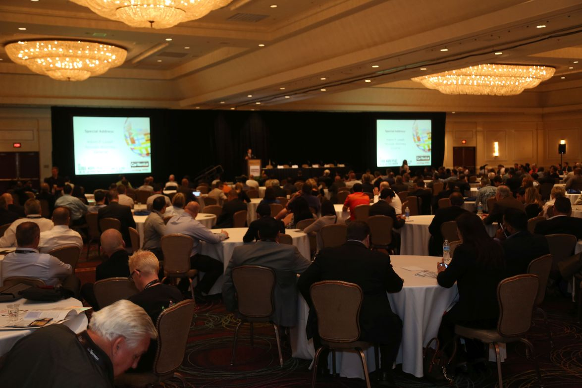 More than 800 attendees gathered from North America and overseas for this year's conference at...