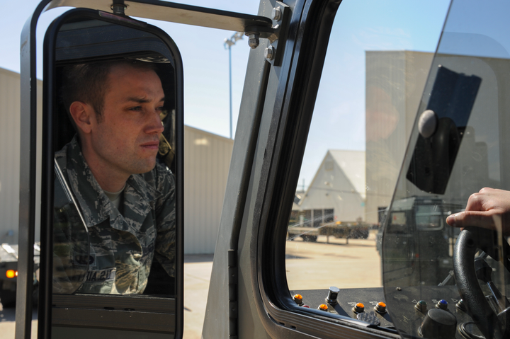 The U.S. Department of Transportation recognized the irony of military service when it announced a pilot program to permit 18- to 20-year-olds with the U.S. military equivalent of a CDL to operate large trucks in interstate commerce.