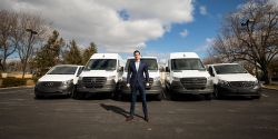 """AriRaptis,founderand CEO of Talaria, made his first cannabisdelivery witha single employee on """"4/20"""" — April 20, 2018.Today, Talaria moves $80 million a month in cannabis cash and expects its cash processing business to surpass $900 million in deposits by the end of 2020."""
