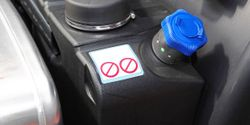 If DEF has been stored in the vehicle over the past 12 months, API recommends that it be drained...